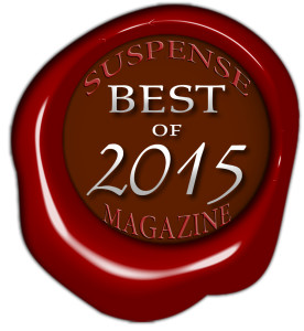 Suspense Magazine picks American Pain as a top book of the year
